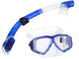 Dry-Top Snorkel (100% No Water Leak) & Diving Mask Set Review