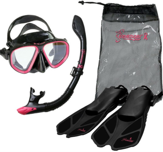 Seavenger Diving Snorkel Set Review